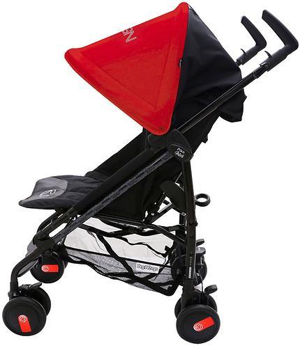 Коляска Peg-Perego Pliko Mini Momodesign Rosso (10)