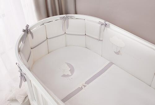 Комплект в кроватку Perina Bonne Nuit Oval 7 предметов 125х65 (5)