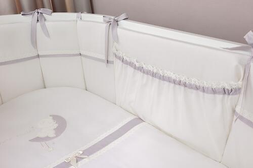 Комплект в кроватку Perina Bonne Nuit Oval 7 предметов 125х65 (6)