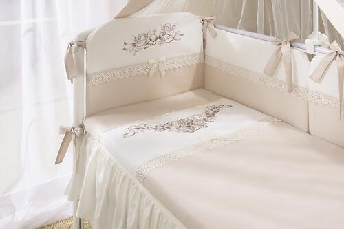 Комплект в кроватку Perina Эстель 6 предметов (8)