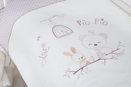Постельное белье Perina Pio Pio 7 предметов (7)