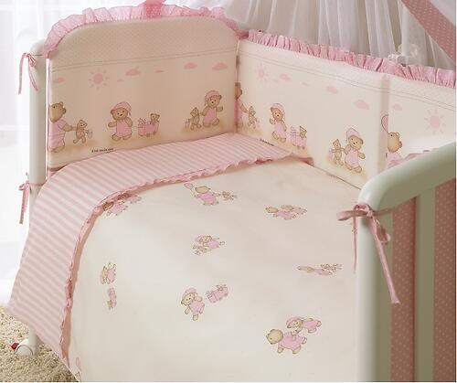 Постельное белье Perina Тиффани Неженка розовая 3 предмета (6)