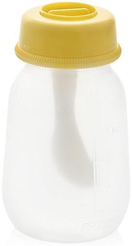 Бутылочка с ложкой для кормления Pigeon 120 мл (6)