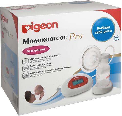 Молокоотсос Pigeon электронный (4)