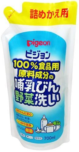 Средство Pigeon для мытья посуды 700 мл сменный блок (4)