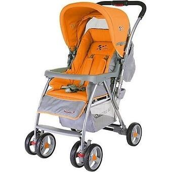Коляска Quatro Caddy Orange - Minim