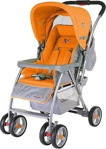 Коляска Quatro Caddy Orange (1)