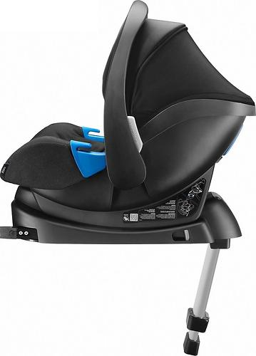 Автокресло Recaro Privia Black (9)