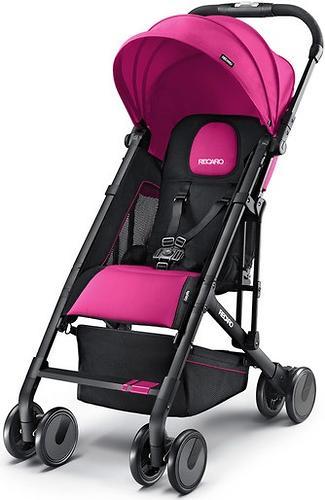 Коляска Recaro Easylife Black-Pink (9)