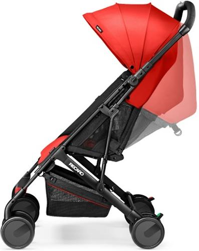 Коляска Recaro Easylife Black-Ruby (10)