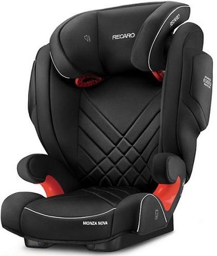 Автокресло Recaro Monza Nova 2 Performance Black (8)