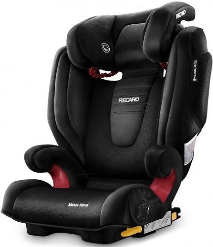 Автокресло Recaro Monza Nova 2 Seatfix Black (12)