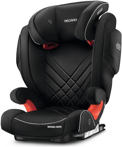 Автокресло Recaro Monza Nova 2 Seatfix Performance Black (11)