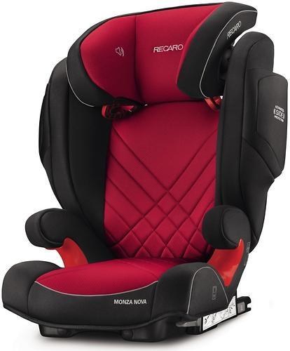 Автокресло Recaro Monza Nova 2 Seatfix Racing Red (11)
