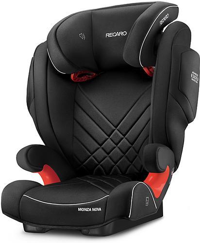 Автокресло Recaro Monza Nova 2 Black (8)