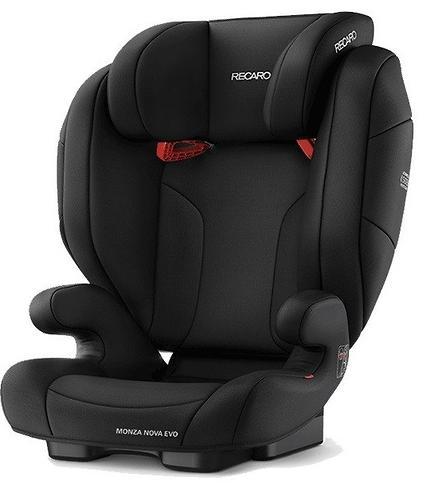 Автокресло Recaro Monza Nova Evo Seatfix Performance Black (7)