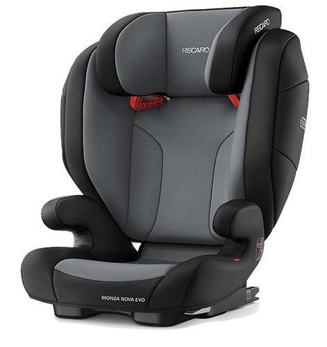 Автокресло Recaro Monza Nova Evo Seatfix Carbon Black (7)