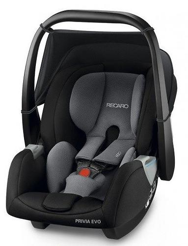 Автокресло Recaro Privia Evo (Group 0+) Carbon Black (7)