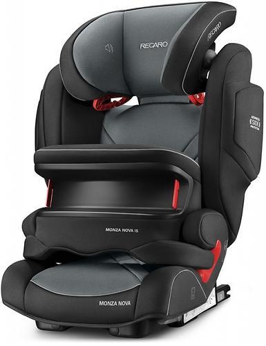 Автокресло Recaro Monza Nova IS Seatfix Carbon Black (18)