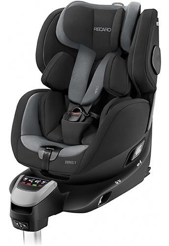 Автокресло Recaro Zero.1 I-size Carbon Black (10)