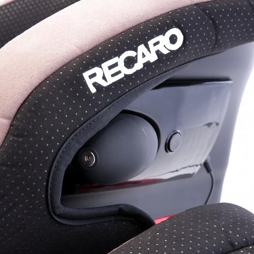 Автокресло Recaro Monza Nova IS Seatfix Xenon Blue (29)