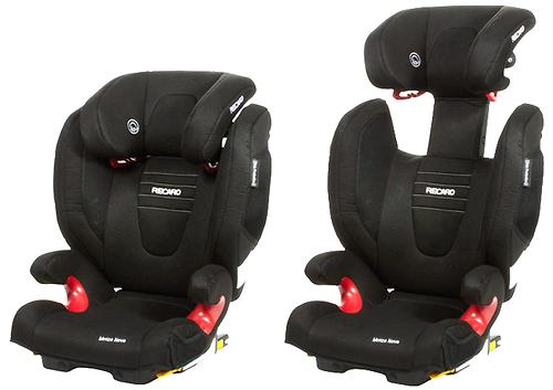 Автокресло Recaro Monza Nova IS Seatfix Xenon Blue (22)
