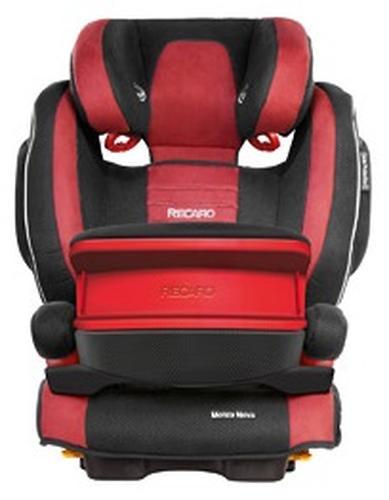 Автокресло Recaro Monza Nova IS Seatfix Carbon Black (20)