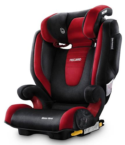 Автокресло Recaro Monza Nova IS Seatfix Xenon Blue (19)