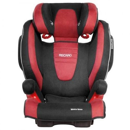 Автокресло Recaro Monza Nova IS Seatfix Carbon Black (21)