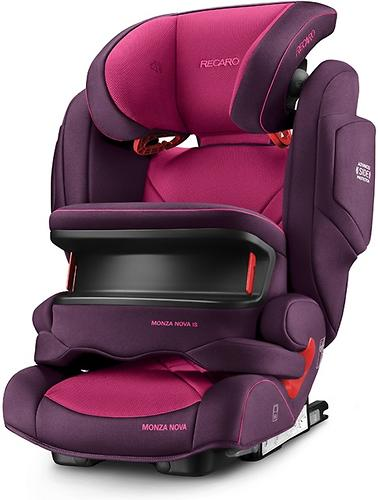 Автокресло Recaro Monza Nova IS Seatfix Power Berry (18)