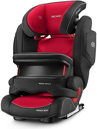 Автокресло Recaro Monza Nova IS Seatfix Racing Red (18)