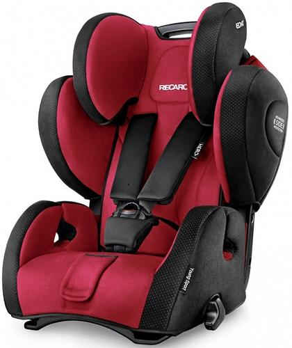 Автокресло Recaro Young Sport Hero Ruby (9)