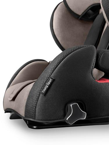 Автокресло Recaro Young Sport Hero Ruby (13)