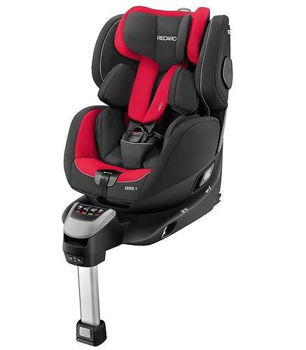 Автокресло Recaro Zero.1 I-size Racing Red (12)