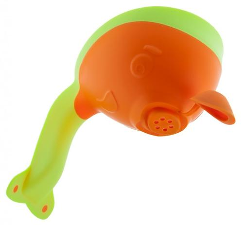 Ковш для ванны Roxy Kids с лейкой Оранжевый (11)