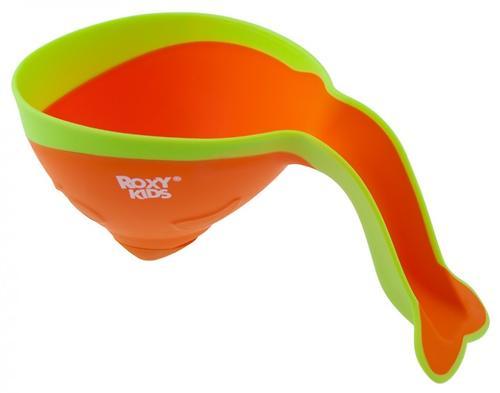Ковш для ванны Roxy Kids с лейкой Оранжевый (10)