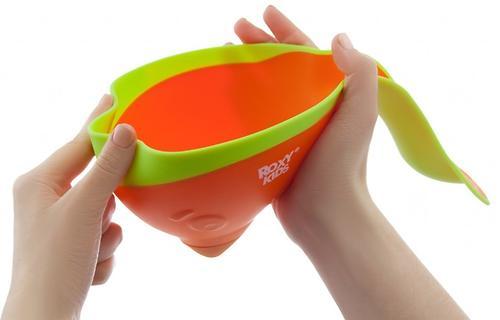 Ковш для ванны Roxy Kids с лейкой Оранжевый (12)