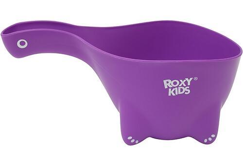 Ковшик для ванной Roxy kids Dino Scoop Фиолетовый (5)