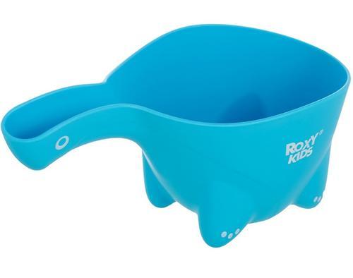 Ковшик для мытья головы Roxy kids Dino Safety Scoop Синий (8)