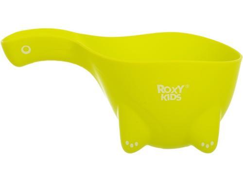 Ковшик для мытья головы Roxy kids Dino Safety Scoop Зеленый (6)