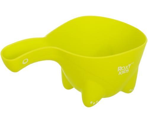 Ковшик для мытья головы Roxy kids Dino Safety Scoop Зеленый (8)