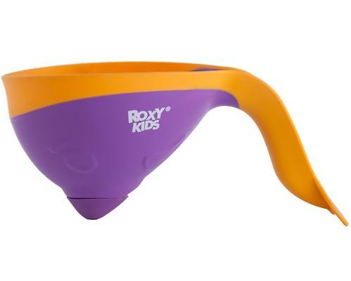 Ковш для ванны Roxy Kids с лейкой Фиолетовый (10)