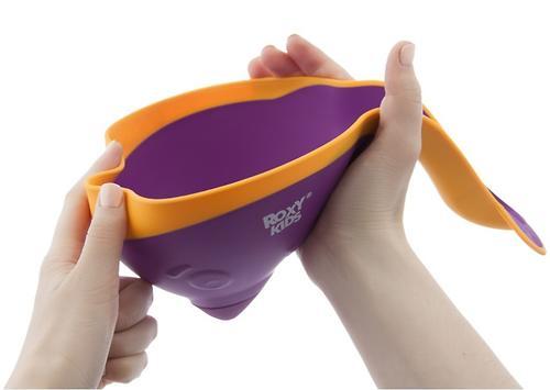 Ковш для ванны Roxy Kids с лейкой Фиолетовый (15)