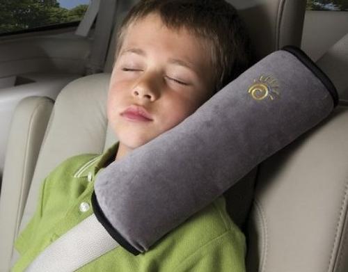 Подушка-накладка Roxy Kids на ремень безопасности. Текстиль. (6)