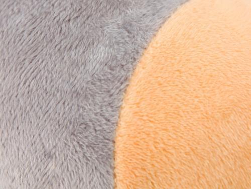 Подушка дорожная Roxy Kids от 1 года до 3-х лет Рогалик Серый (5)