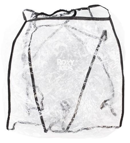 Дождевик Roxy Kids на коляску универсальный со светоотражателем в сумке (5)
