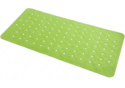 Антискользящий резиновый коврик Roxy Kids с отверстиями Cалатовый (6)