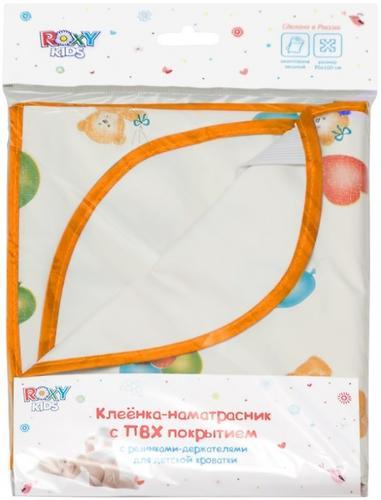 Клеенка Roxy Kids ПВХ с резинками-держателями 70х100 см (5)