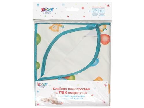 Клеенка Roxy Kids ПВХ с резинками-держателями 70х100 см (7)