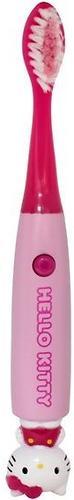 Зубная щетка Roxy Kids Hello Kitty 3D с мигающим световым таймером (4)